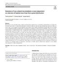 Neuer Artikel zum Baummikrohabitaten