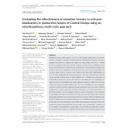 Wissenschaftliche Artikel